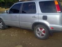Honda CRV 2001 GRIS
