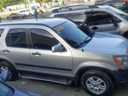 Honda CRV 2002 Excelente Condicion
