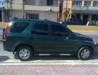 Honda CRV 2002 como nueva