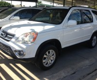 Honda CRV 2006 blanco FULL