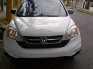 Honda CRV 2010 blanca