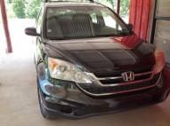 Honda CRV 2011 negra