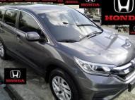 Honda CRV 2015 Gris Plomo