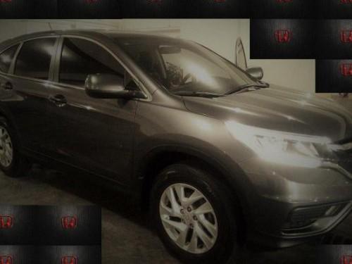 Honda CRV 2015 Gris Plomo,