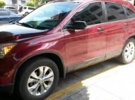 Honda CRV Color Rojo