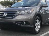 Honda CRV EX 2012 recién importada