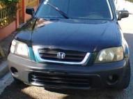 Honda CRV Verde 2001 Japonesa