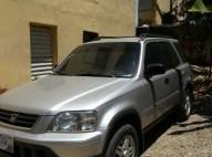 Honda CRV gris 2001