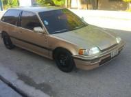 Honda Civic 1989 En Barahona