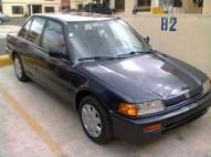 Honda Civic 1989 Gas