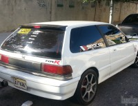 Honda Civic 1990 Excelentes Condiciones Negociable