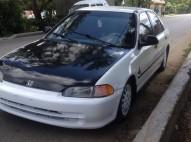 Honda Civic 1992 Gas