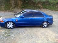Honda Civic 1993 Gas En Monte Plata