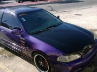 Honda Civic 1994 Negociable Pa Que Te Lo Lleve