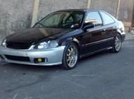 Honda Civic 1999 Coupe Americana