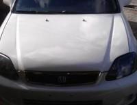 Honda Civic 1999 blanco 4 puertas