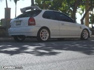 Honda Civic 2000 Ek En San Pedro Macoris