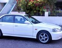 Honda Civic 2000 precio RD225 Mil