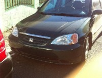 Honda Civic 2001 Full Ex