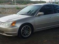 Honda Civic 2002 Gris en Leader