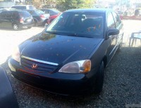 Honda Civic 2003 Ex Americano Full Nitido Financ Disponible
