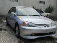 Honda Civic 2003 Gris