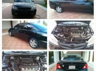 Honda Civic 2005 EX Negro