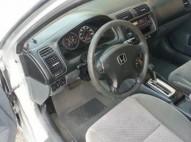 Honda Civic 2005 Gris Automatico Americano
