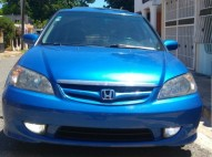 Honda Civic 2005 special Edition precio negociable