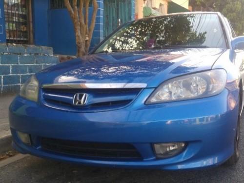 Honda Civic 2005 special Edition precio negociable