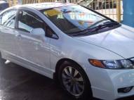 Honda Civic 2009 Ex-l En Pielel Full Sin Uso En El Pais