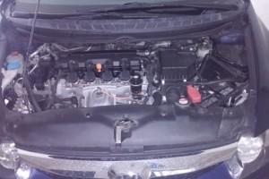 Honda Civic 2010 con muchos extras