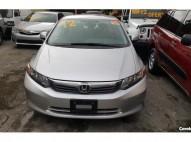 Honda Civic 2012 LX recien importado