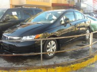 Honda Civic 2012 Negro