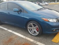 Honda Civic 2012 full precio negociable