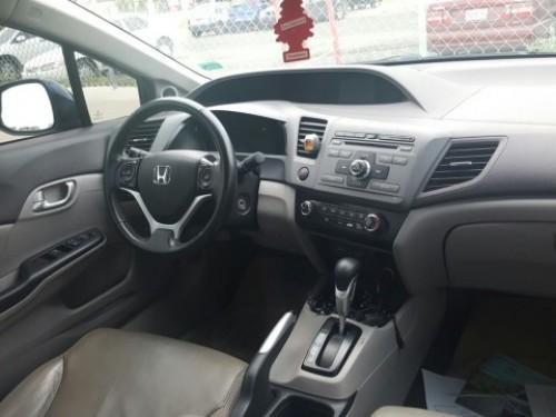 Honda Civic 2012 full precio negociable