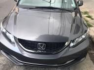 Honda Civic 2013 Lx-s Rec Importado