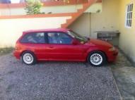 Honda Civic 91 Con Motor Del 97 Nuevo En La Atagracia