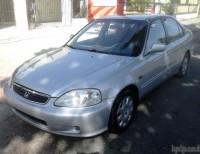 Honda Civic Año 99 225000 Neg