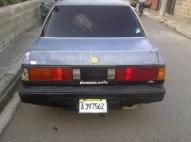 Honda Civic Azul Del 1985