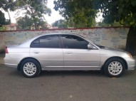 Honda Civic EX 2001 versión Americana