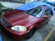 Honda Civic EX 98 El full Chocado