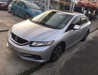 Honda Civic EX Special Edition 2013