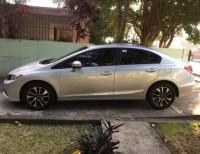 Honda Civic EX Special Edition 2014