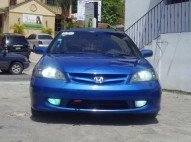 Honda Civic EX-Coupe 2002