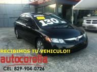 Honda Civic EX-L 2010