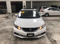 Honda Civic EXL 2014