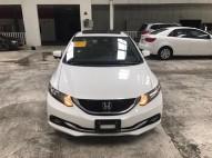 Honda Civic EXL 2014