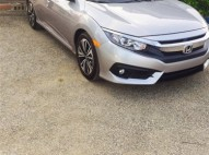Honda Civic EXL 2016