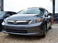 Honda Civic Eco 2012
